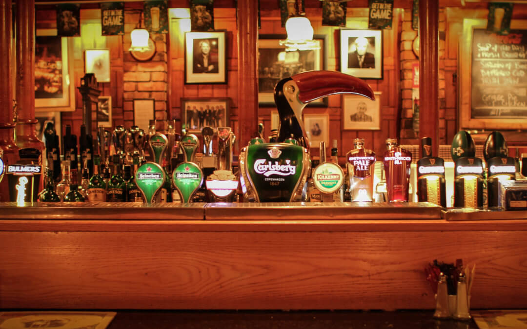 The Best Irish Pub In Dublin