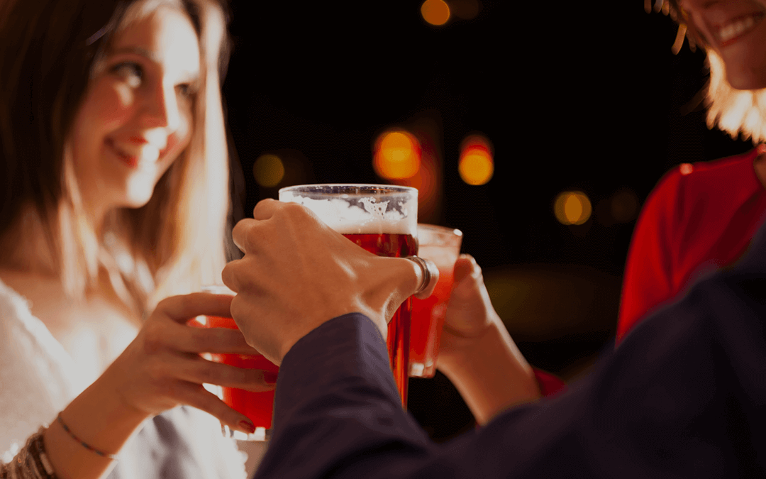 8 reasons why you should go to the pub after work